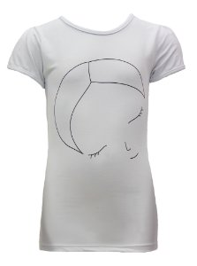 T-shirt Infantil Serenity Slim Fit