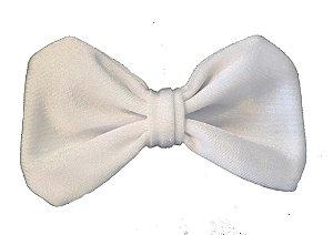 Laço T-Shirt Branco Cirrê