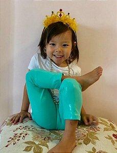 Legging Infantil Sereia Brilhante Phyton