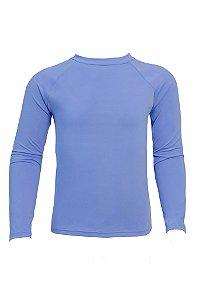Camiseta UV light blue