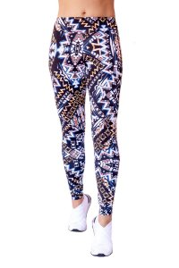 Legging Adulto Tribal