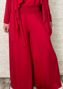 Pantalona Adulto Red Rouge