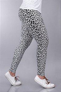 Legging Animal Print PB Adulto