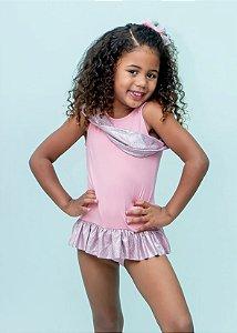 Maio Infantil Princesa