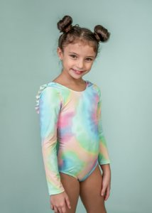 Body Infantil Tie Dye