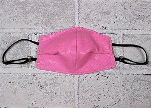 Máscara Infantil Rosa Bubbaloo