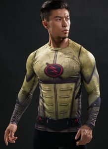 Camisa Flash Reverso  manga longa