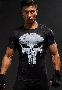Camisa Justiceiro Punisher - Série