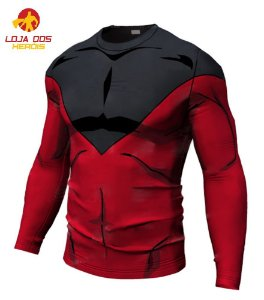 Camisa Jiren - Dragon Ball Super