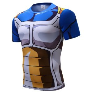 Camisa Vegeta - Dragon Ball Super