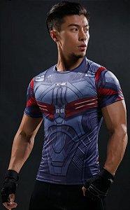 Camisa Falcão Vingadores