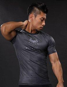 Camisa Homem Aranha Black II