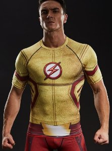 Camisa Kid Flash 2018