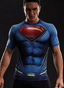 Camisa Superman - Homem de aço