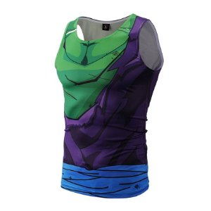 Camisa Piccolo - Batalha - Dragon Ball Z