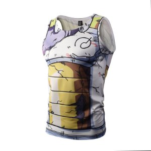 Camisa Vegeta - Batalha - Dragon Ball Super