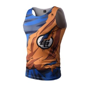 Camisa Goku - Batalha - Dragon Ball Super
