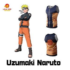 Camisa Naruto Uzumaki