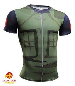 Camisa Kakashi - Naruto Shippuden