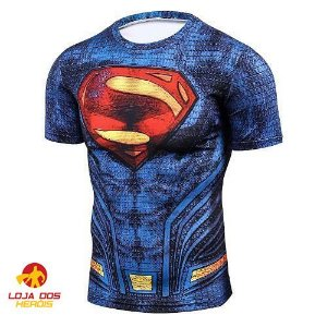 Camisa Compressão Superman