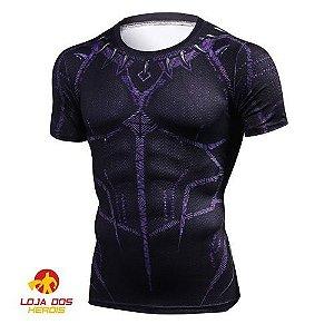Camisa Pantera Negra - Guerra Infinita V2
