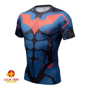 Camisa Batman Do Futuro