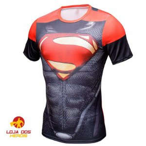Camisa Superman - Injustice