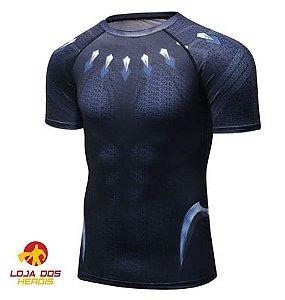 Camisa Pantera Negra - Vingadores Guerra Infinita