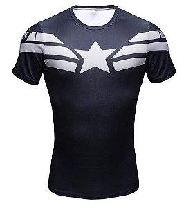 Camisa Capitão América clássica II