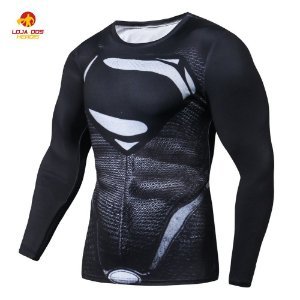 Modelo Superman Black