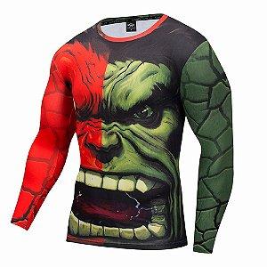 Modelo Hulk Vs Red Hulk