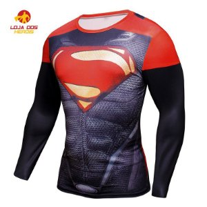 Modelo Superman Red