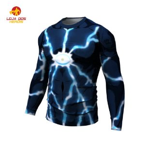 Camisa Lord Boros One Punch Man