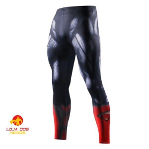 Calça Superman Red