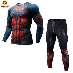 Conjunto Calça Homem Aranha