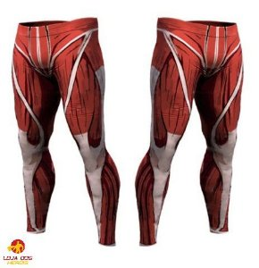 Calça Eren - Attack On Titan