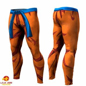 Calça Goku SSJ - Dragon Ball Super
