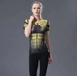 Camisa Feminina Flash Reverso