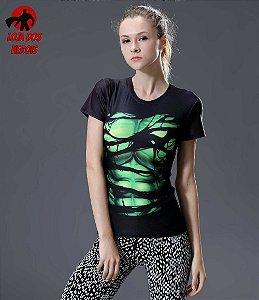 Camisa Feminina Hulk