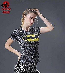 Camisa Feminina Batman - Edição Especial