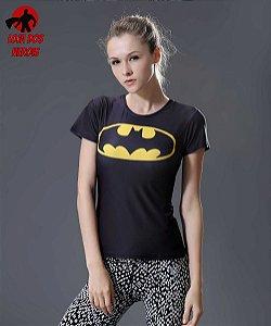 Camisa Feminina Batman Clássica