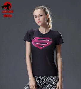 Camisa Feminina Superman