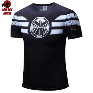 Agents Of shield Marvel - SlimFit
