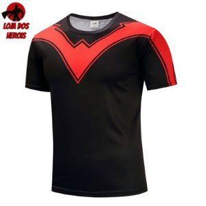 Capuz Vermelho Batman - SlimFit