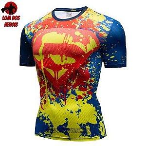 Camiseta Superman Edição Especial Compressão