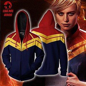 Blusa Moletom - Capitã Marvel Filme 2019 - 2