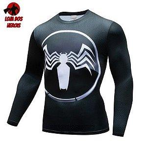 Camiseta Venom Filme Manga
