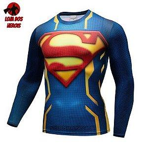 Camiseta Superman Desenho Manga