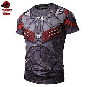 Camisa/Camiseta Falcão Compressão