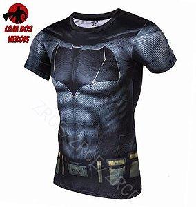 Camisa/Camiseta Batman Filme Compressão